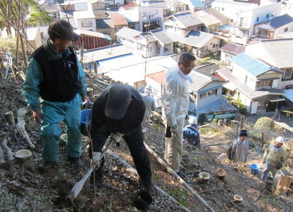 NPO法人浅間山再生プロジェクト