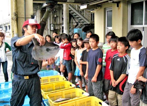由比港漁業協同組合